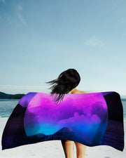 Lumi Vaporwoven Beach Towel