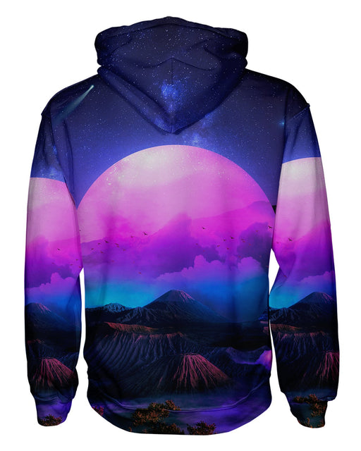 Lumi Vaporwoven Pullover Hoodie