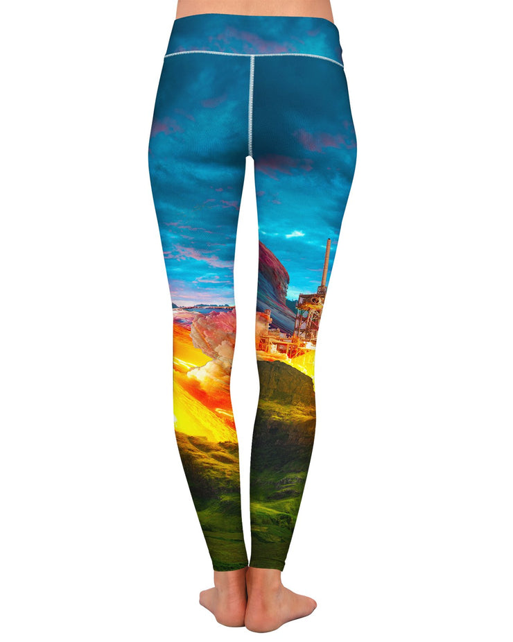 Takeoff Yoga Leggings