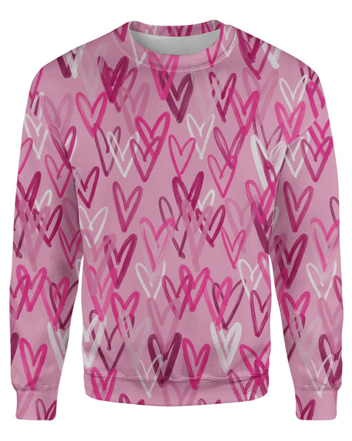 Hearts Sweatshirt