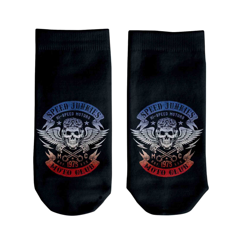 Speed Junkies Ankle Socks