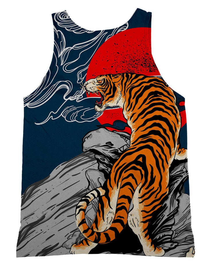 Sunrise Tiger Tank-Top