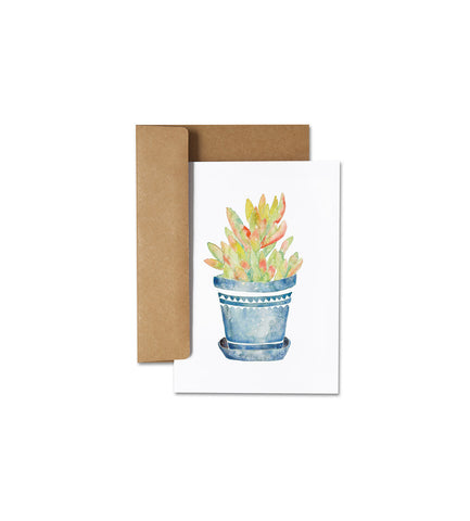 Greeting Card - Congrats!