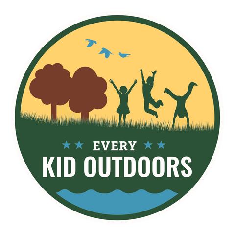 Every kid outdoors