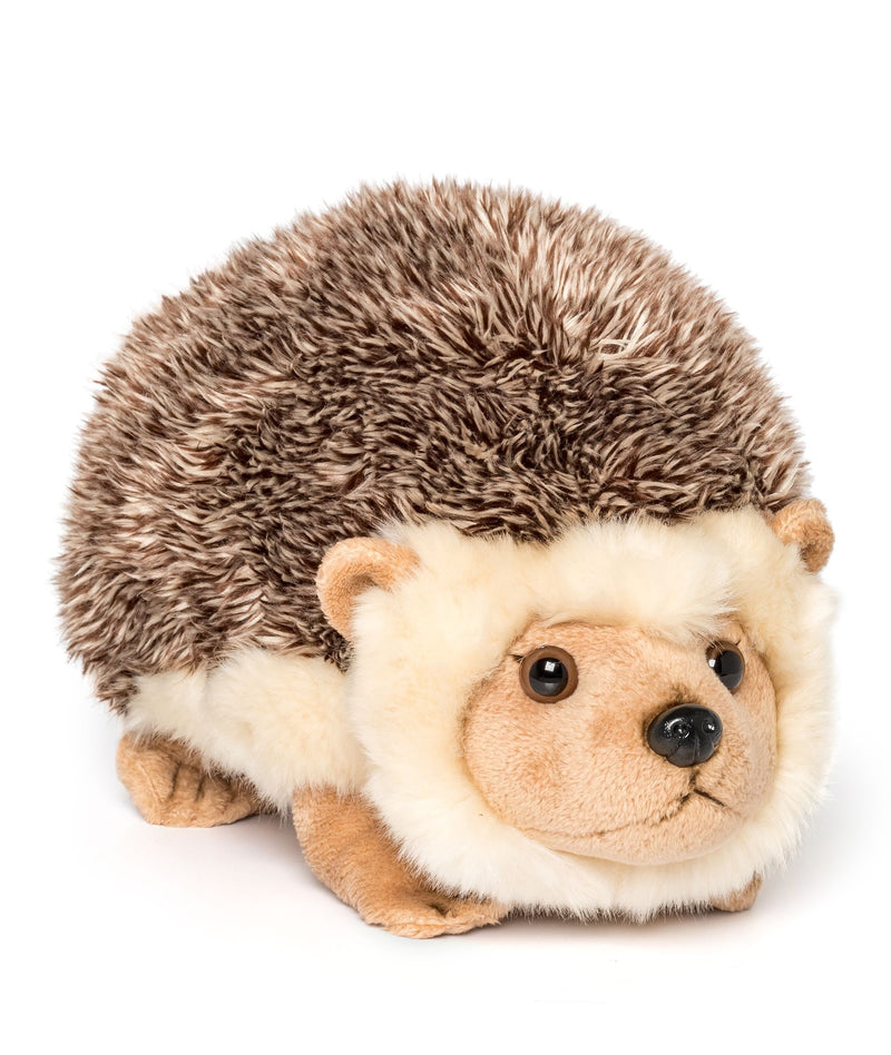 Wildlife Tree 12 Inch Stuffed Hedgehog Plush Floppy Animal Kingdom Collection