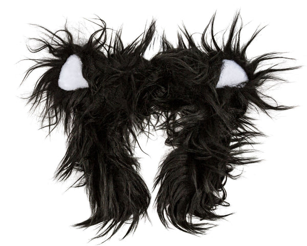 Skunk Ears for Skunk Costume Cosplay Woods Forest Animal Pretend Play