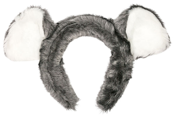 Koala Bear Ears for Koala Costume Joey Cosplay Animal Pretend Play