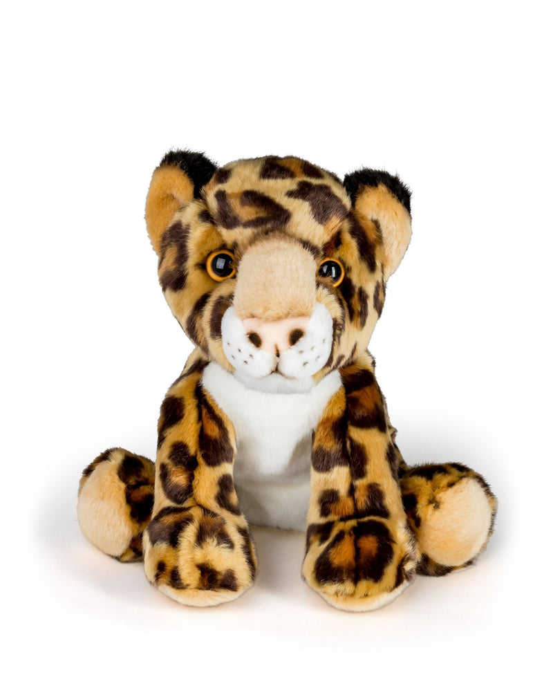 Plush Leopard Stuffed Animal Toy
