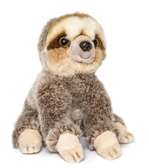 Wildlife Tree 12 Inch Sloth Stuffed Animal Plush Floppy Animal Kingdom Collection