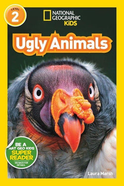 National Geographic Kids Readers: Ugly Animals (Level 2) Animal Book