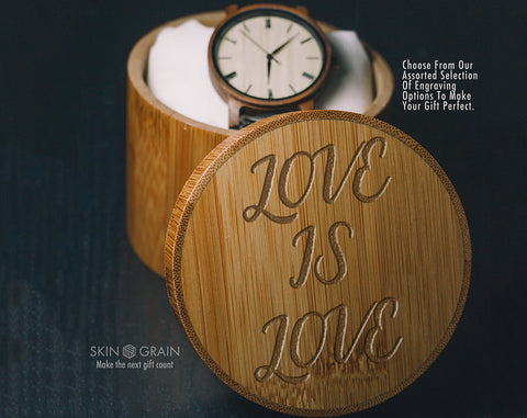 Love is Love Gift Box | Romantic Gift Box | Upgraded Wood Box | Keepsake Box |