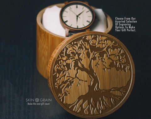 Tree of Life Gift Box | Spiritual Gift Box | Upgraded Wood Box | Keepsake Box |