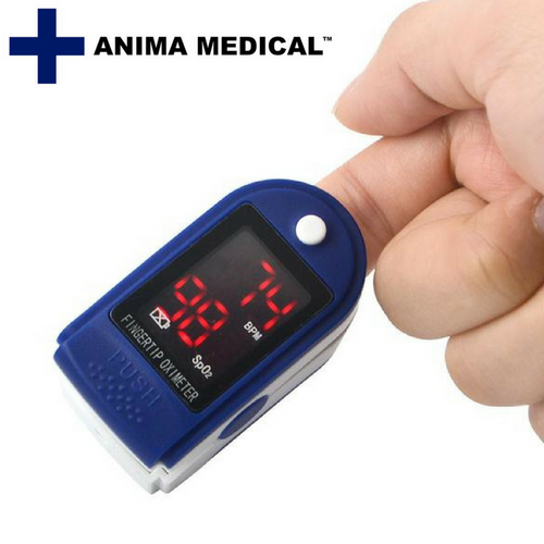 FREE SHIPPING! Finger Pulse Oximeter with LED Display