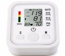 FREE SHIPPING! Digital Blood Pressure Monitor (Upper Arm)