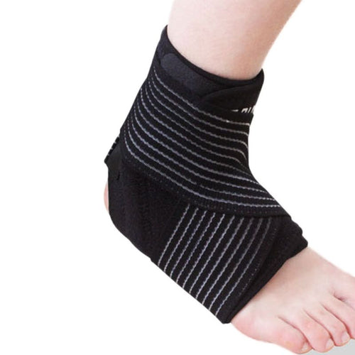 FREE SHIPPING! Adjustable Neoprene Ankle Brace for Pain Relief, Injury Prevention and Recovery