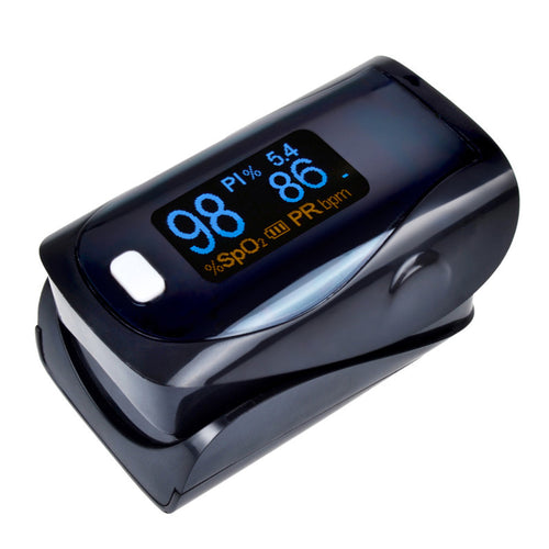 FREE SHIPPING!! Digital Finger Pulse Oximeter WITH CASE