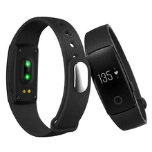 ID107 Heart Rate Monitor and Fitness Activity Tracker