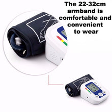 FREE SHIPPING! Blood Pressure Monitor for Upper Arm