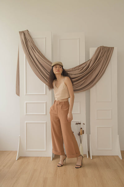Vocational Pants in Acorn Brown