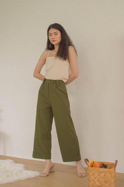 Vocational Pants in Cedar Green