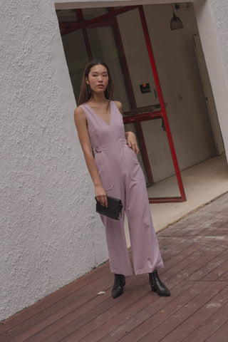 YHF500 Jumpsuit in Black