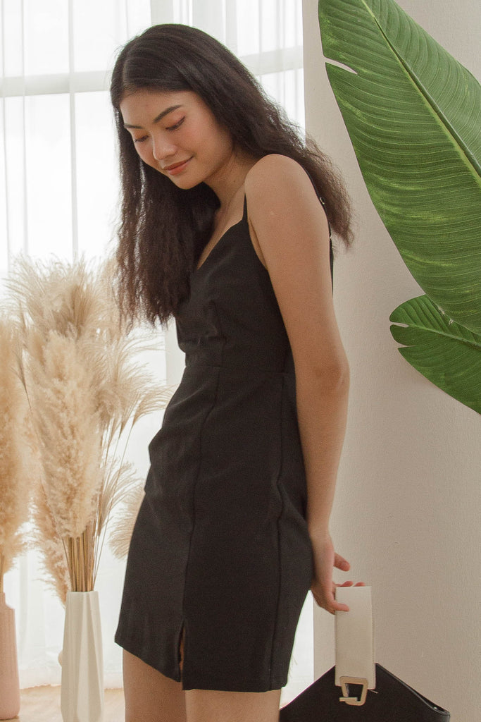 Sunkiss Dress in Black