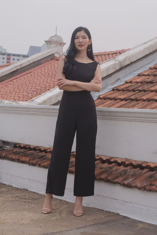 Soul Mate Dress in Black (Back Order)
