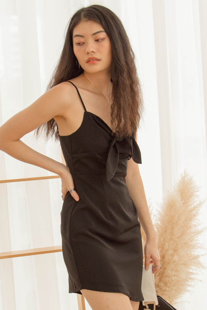Blindside Dress in Black