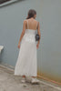 *Back Order* Honeymoon Maxi in White
