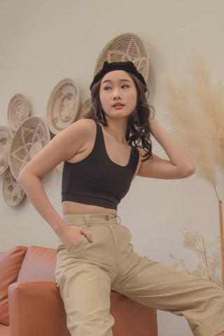 Habitual Pants in Versatile Beige