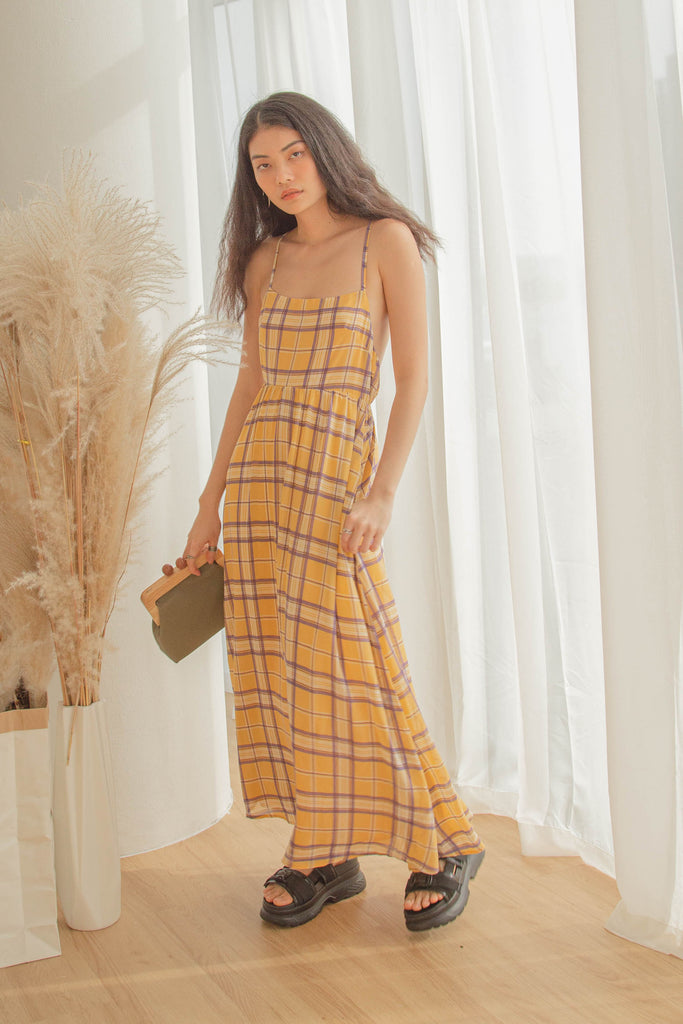 Clueless Maxi in Yellow