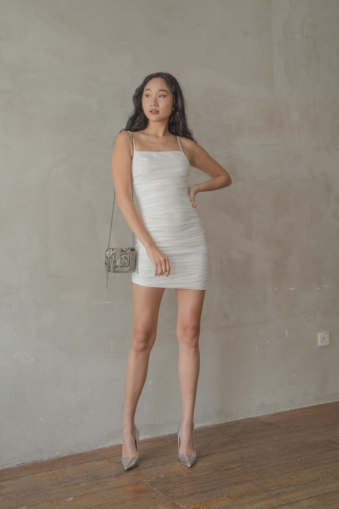 Limitless Dress in White