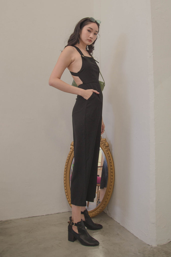 Endless Jumpsuit in Black