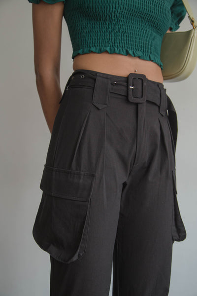 Undercover Pants in Black
