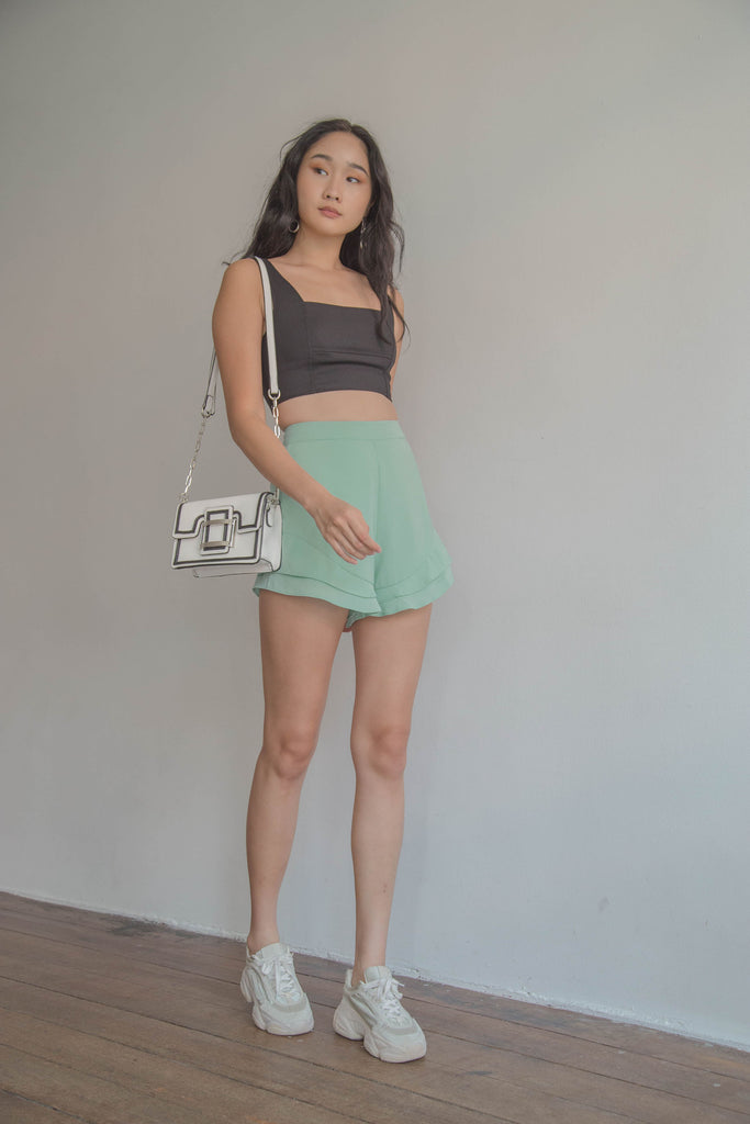 Tidal Shorts in Spring Green