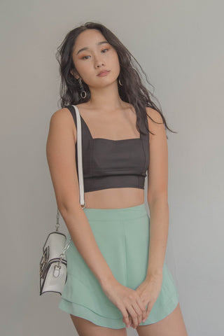 Effortless Pants in Emerald