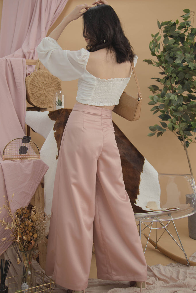 Fantasy Pants in Veiled Rose Pink