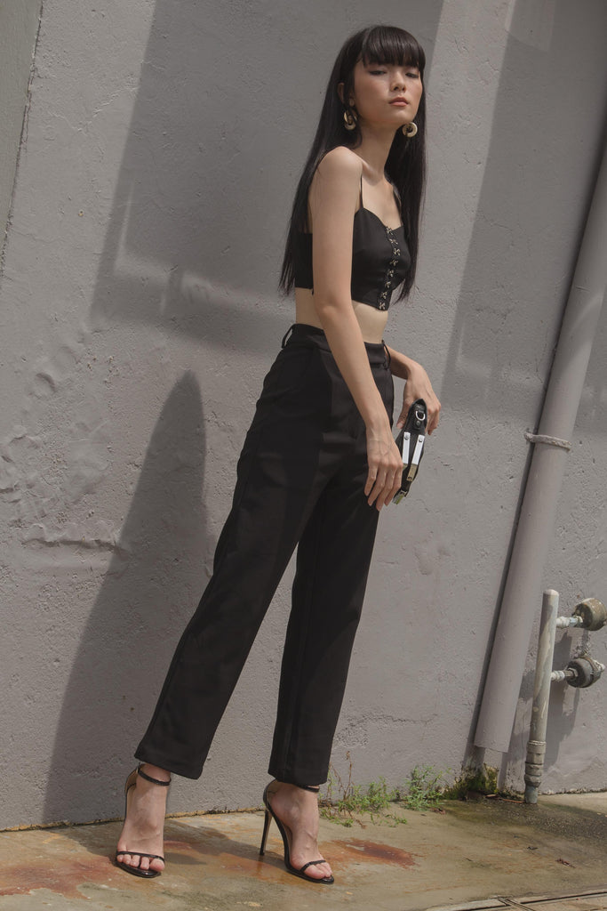 *Back Order #2* Back To Business Pants in Black