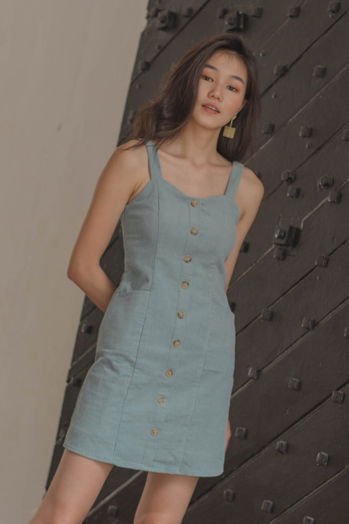 Weekend Affair Dress in Maya Blue