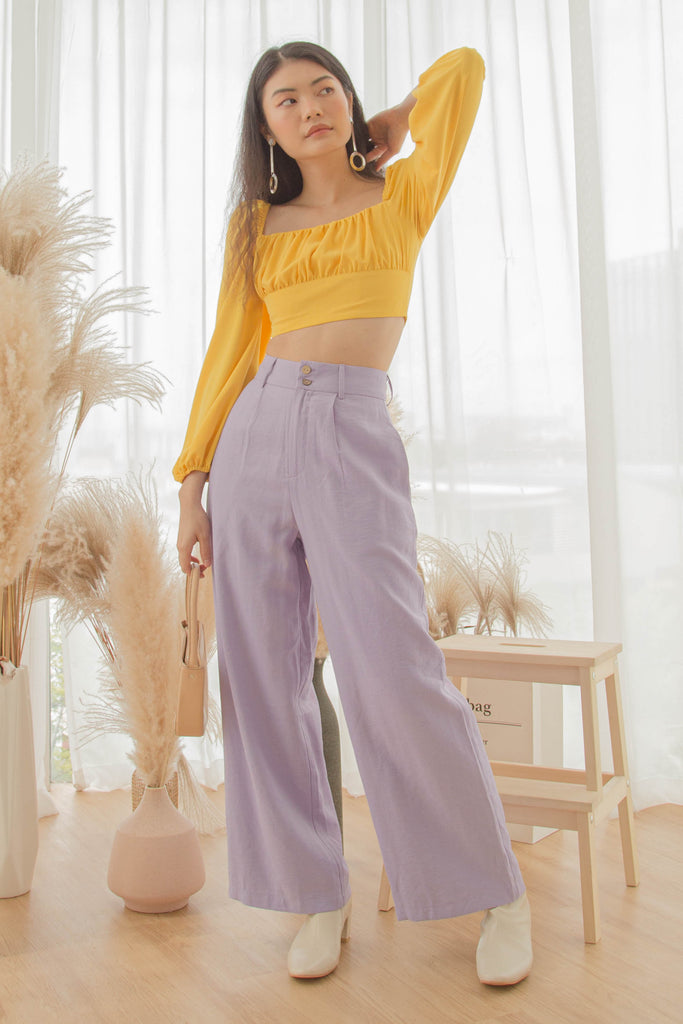 Duplicate Pants in Sugarplum Purple