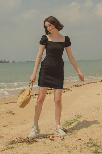 Cupcake Dress in Black