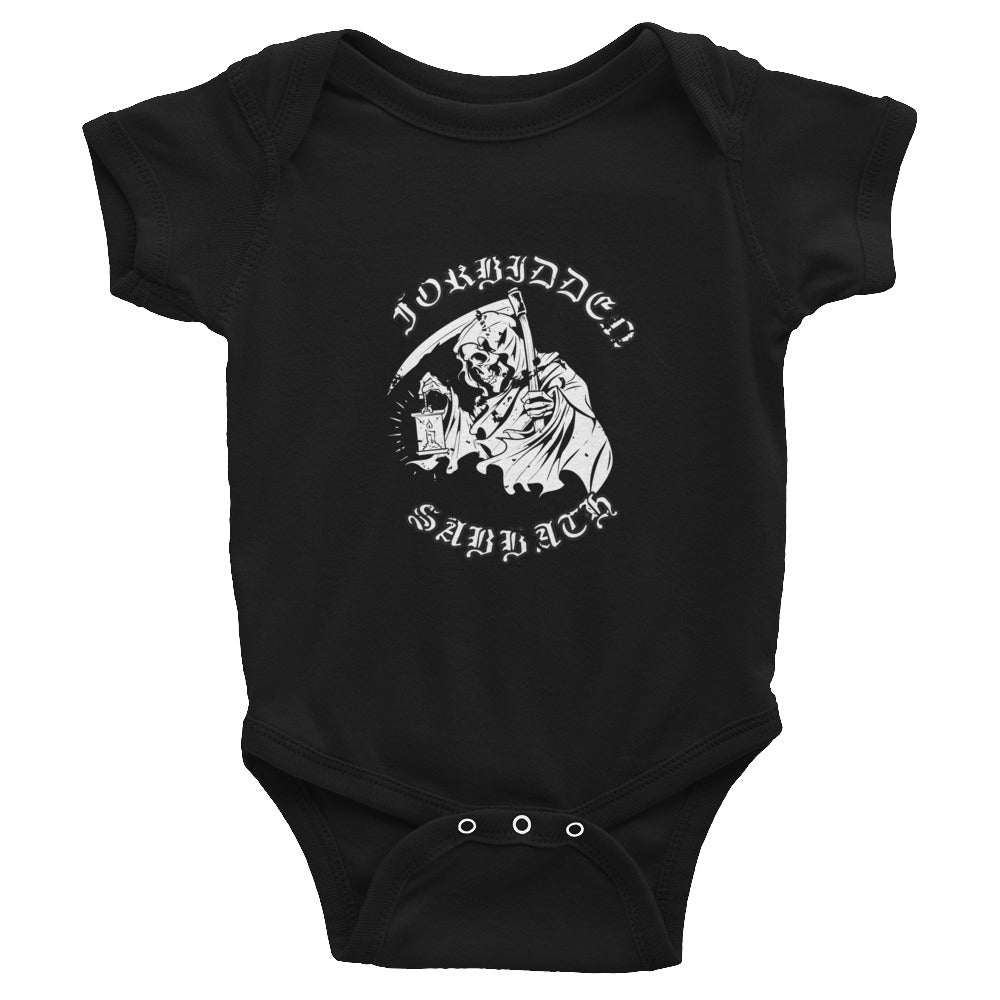 HALLOWEEN'S GRIM REAPER, Infant Bodysuit