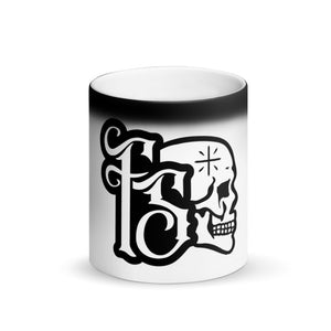 FORBIDDEN SABBATH ICON, Matte Black Magic Mug