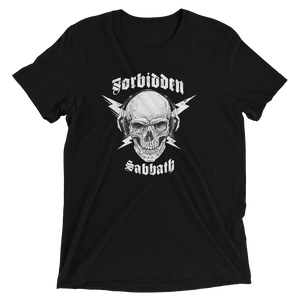 HI-FI SKULL-Short sleeve t-shirt