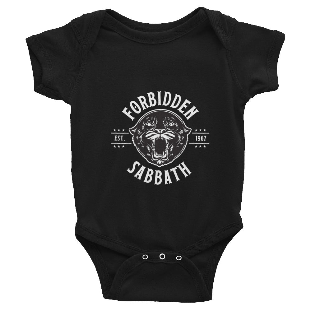Black Panther-Infant Bodysuit