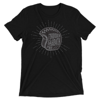 CAFE RACER,RETRO HELMET-Short sleeve t-shirt