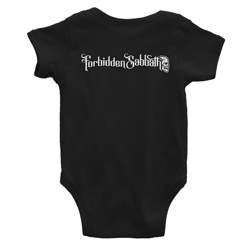 Forbidden Sabbath Icon-Infant Bodysuit