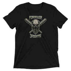 ORIGINAL GANGSTER SKULL-Short sleeve t-shirt
