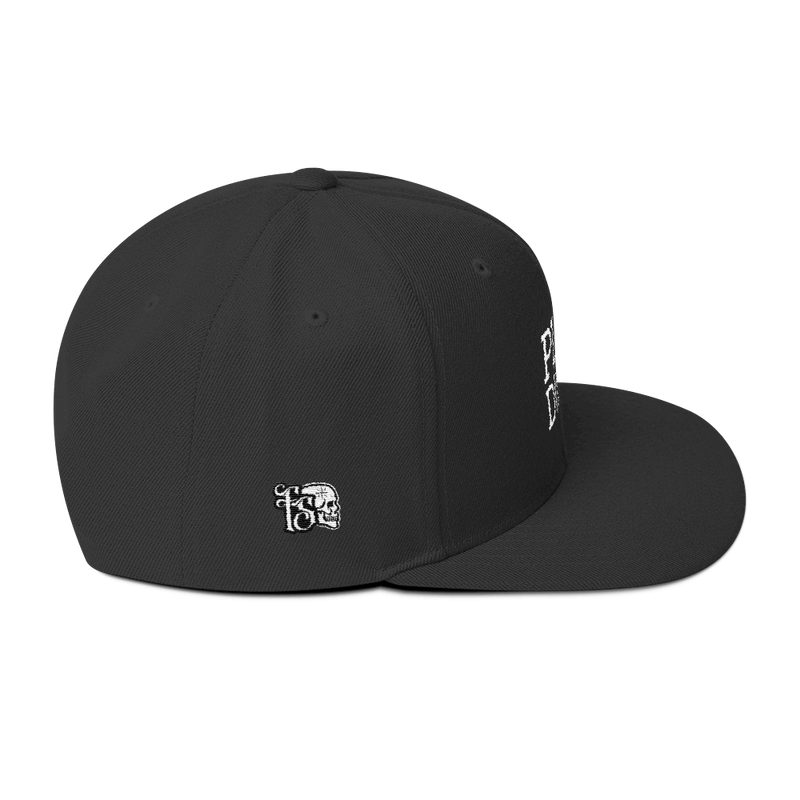 PLAY DIRTY-WOOL BLEND SNAPBACK