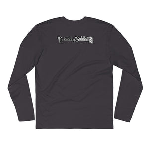 KAT-Long Sleeve Fitted Crew